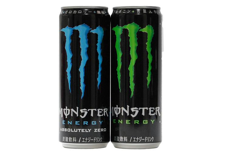 MONSTER ENERGY(モンスターエナジー)