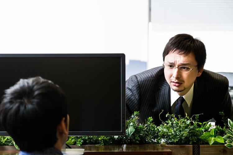 想像を超える行動を取る新入社員に愕然!