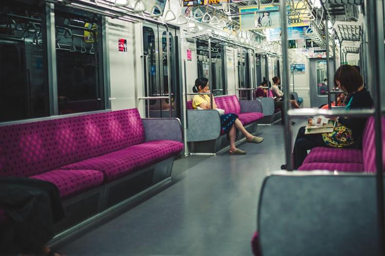 「電車内のスペース」に関する迷惑行為