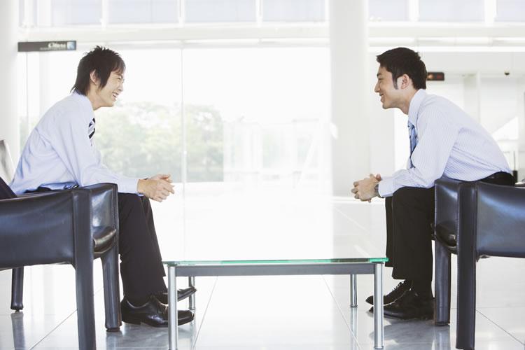 お辞儀、礼儀に関する考え方が違う