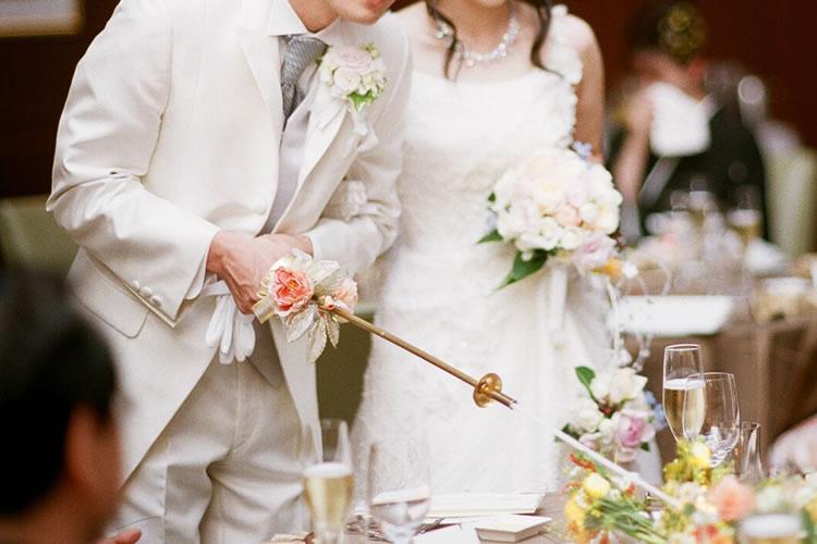 結婚式代行出席