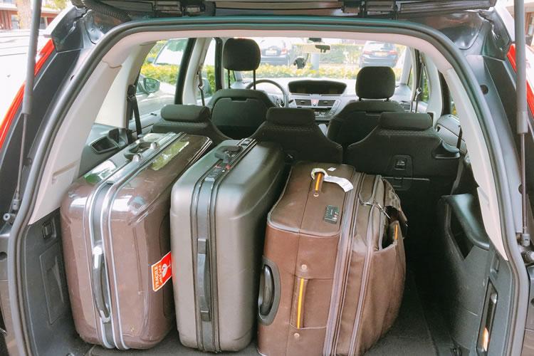 個人の自動車で荷物運用するWebマッチングサービス