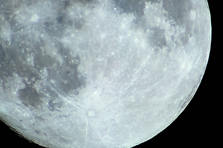 月面供養サービス