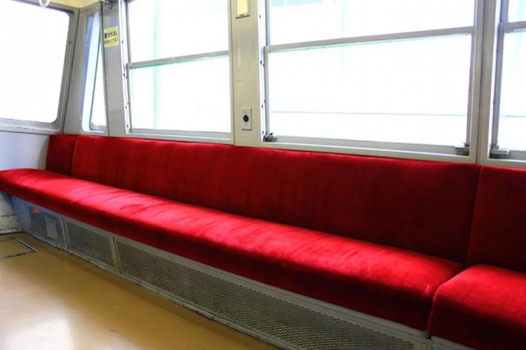 電車やバスでの居眠り