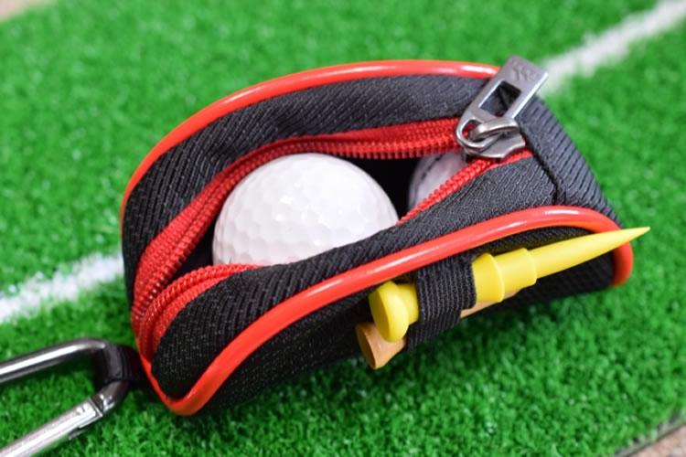 準備段階でのゴルフマナー