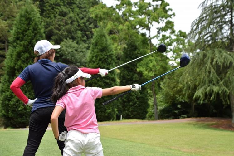 ティーグランド・コース内のゴルフマナー