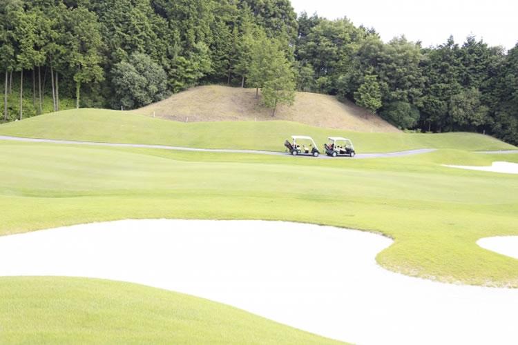 バンカーのゴルフマナー