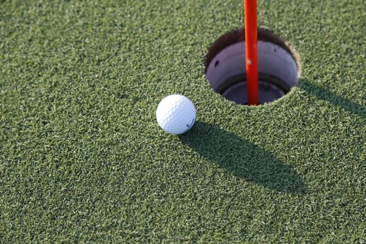 グリーンのゴルフマナー