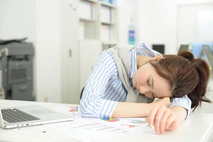 仮眠は20分前後が最適