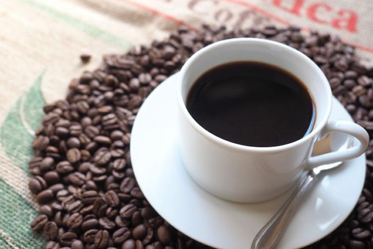 カフェインの効果も20分後から効きはじめる
