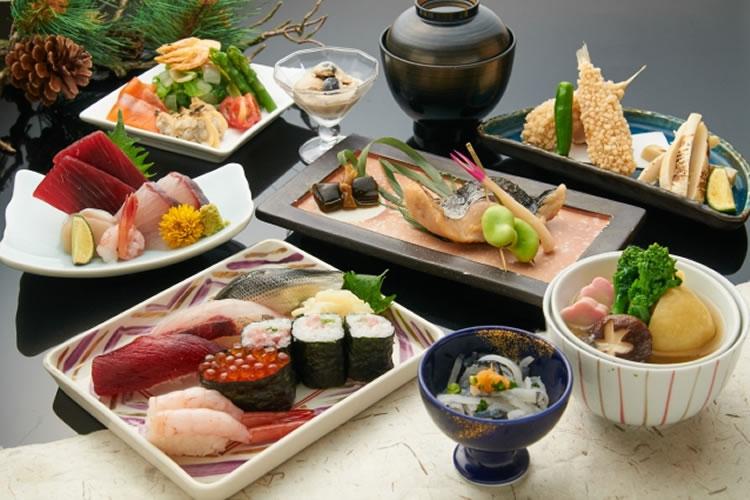 テーブルマナー(和食)