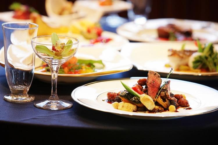テーブルマナー(洋食)