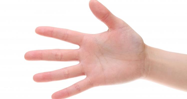 関東人は蹄状紋(ていじょうもん)が多く、関西人は渦状紋(かじょうもん)が多い