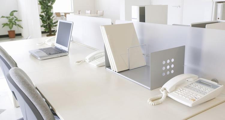 ステップ7:デスクやロッカーなどを整理する