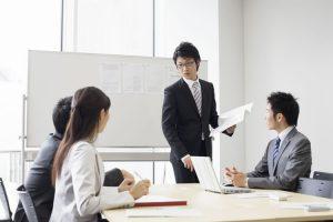 営業などで会社へ訪問する時のビジネスマナー