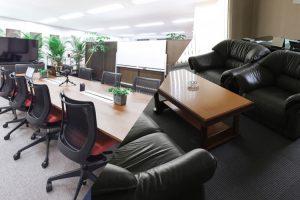 会議室や応接室でのビジネスマナー(上座・下座など)