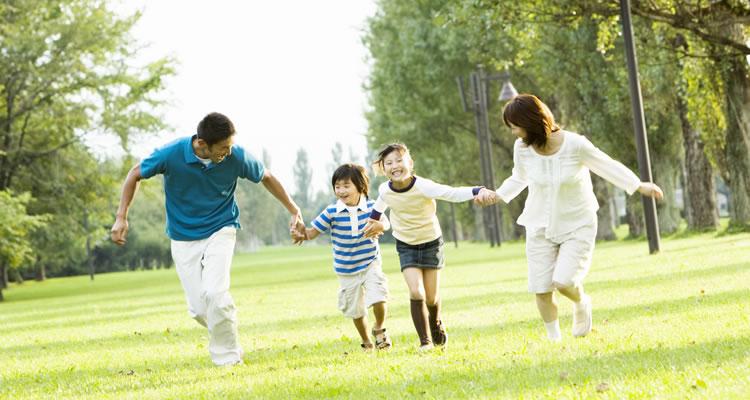 家族連れの多い場所に行きづらい