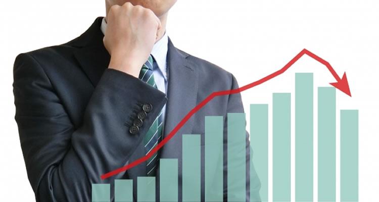 企業の成長速度が鈍ることも