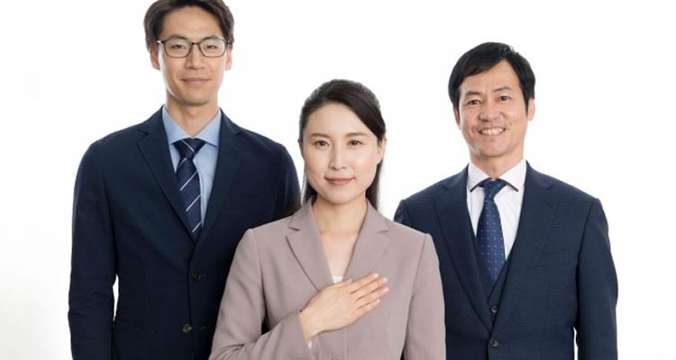 女性管理職を増やす