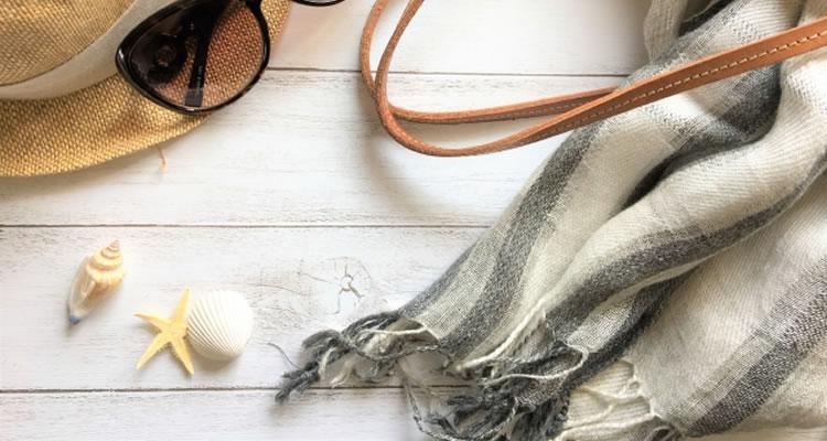 スカーフやストール