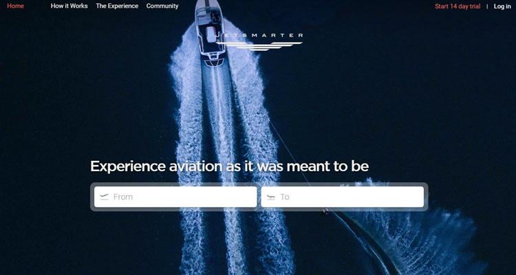 JetSmarter(ジェットスマーター)