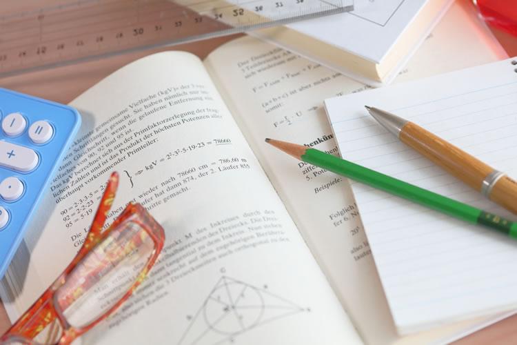 進学率の増加