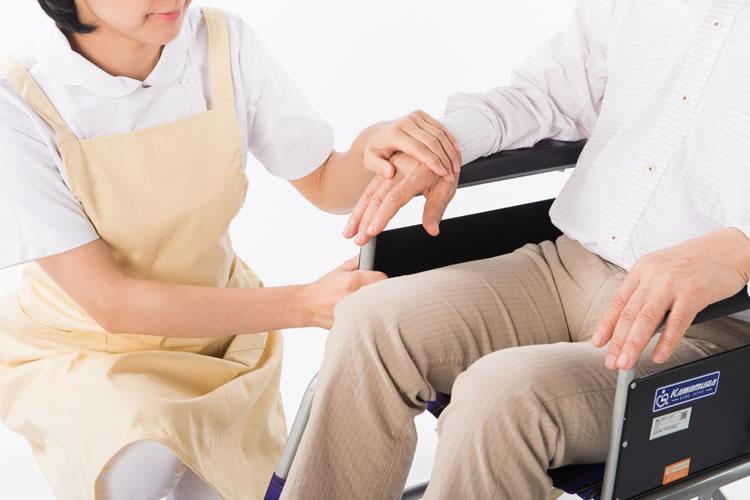 介護業界の人手不足
