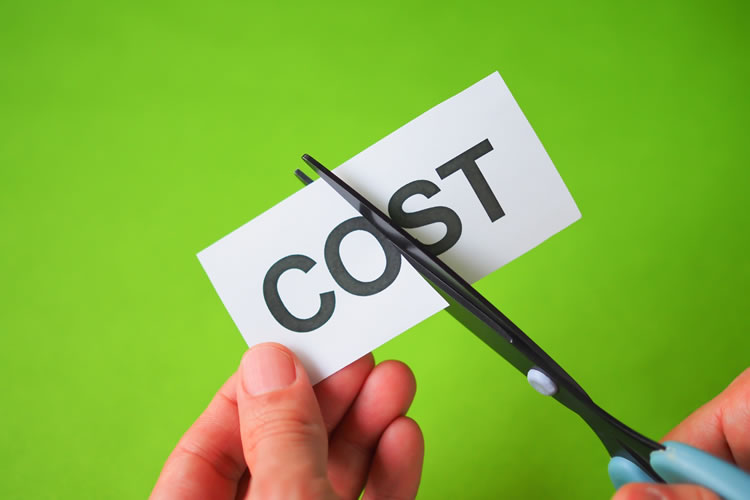 現金を製造するコストの削減