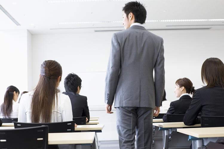 研修制度が整い、社員教育が充実している