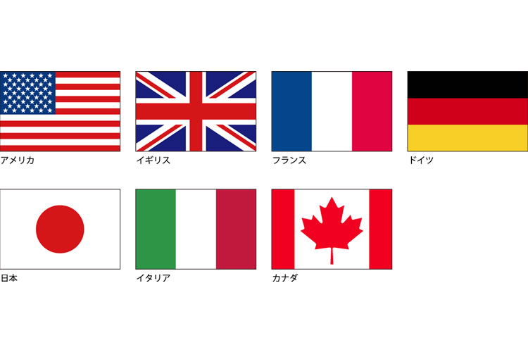 G8」「G20」「G7」とは?参加国の違い – 社会人の教科書