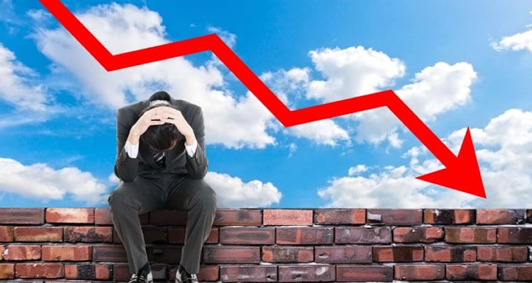 企業の業績が著しく悪化した場合