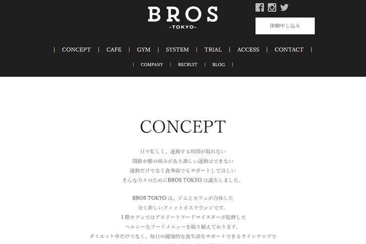 BROS TOKYO