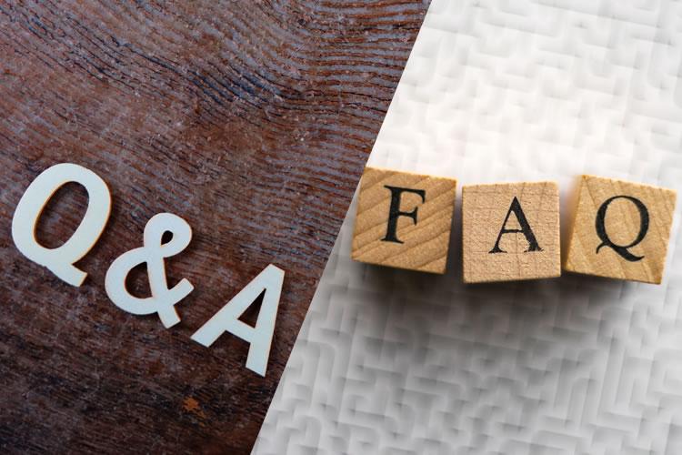 「Q&A」と「FAQ」の意味と違い