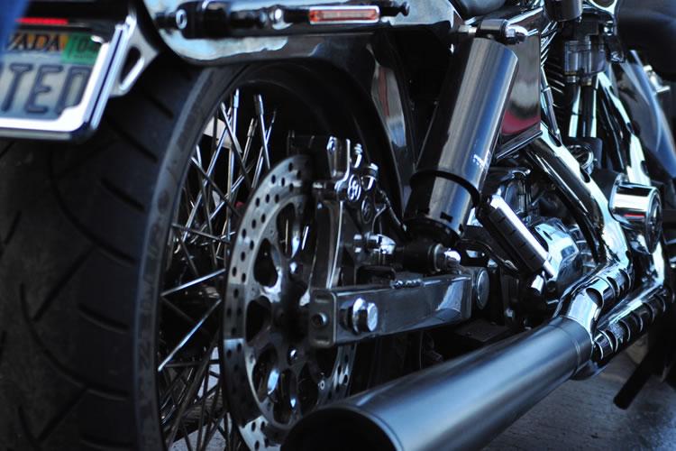 バイク(二輪産業)