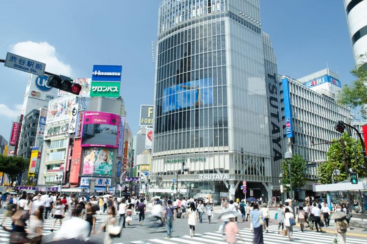 渋谷(ビットバレー)にある有名IT企業