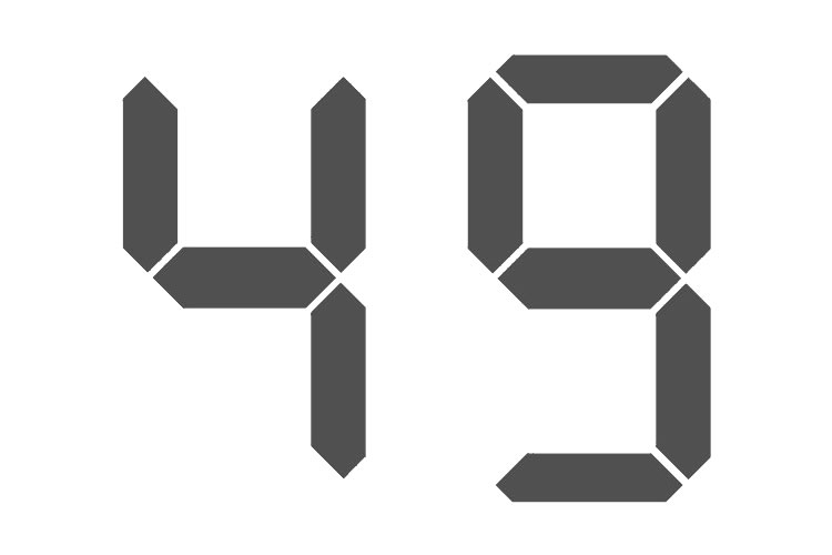4(死)と9(苦)は縁起の悪い数字