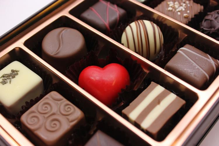 チョコレートをたくさん食べ過ぎると鼻血が出る