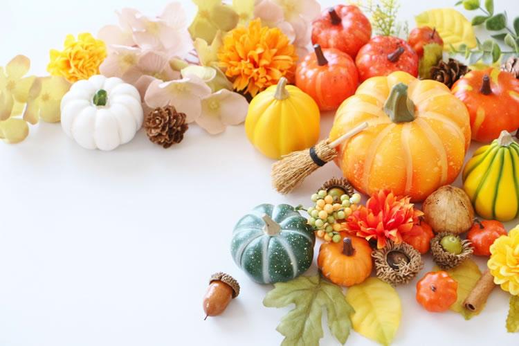 「かぼちゃ」と「パンプキン」の違い