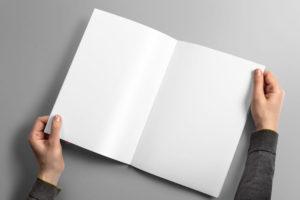 「カタログ」「パンフレット」「リーフレット」の意味と違い