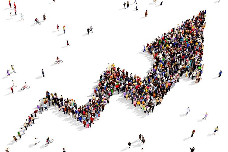 人口増加(人口爆発)