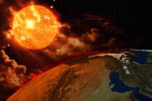 地球温暖化の影響