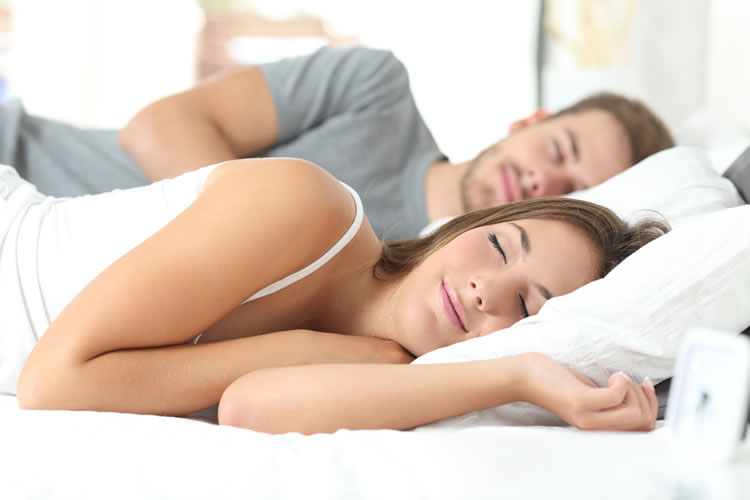 起きる時間とともに寝る時間も意識