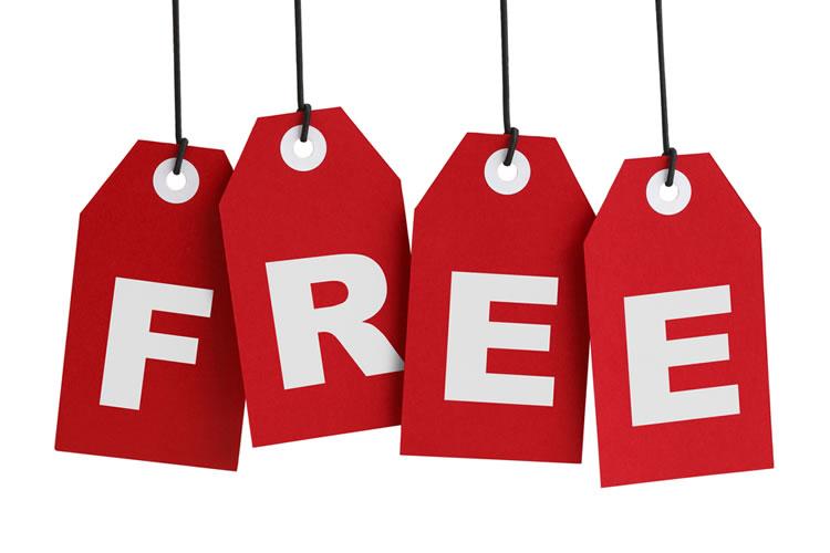 「無料」と「無償」の意味と違い
