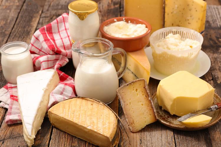 乳製品とは乳の一部を加工して作ったもの