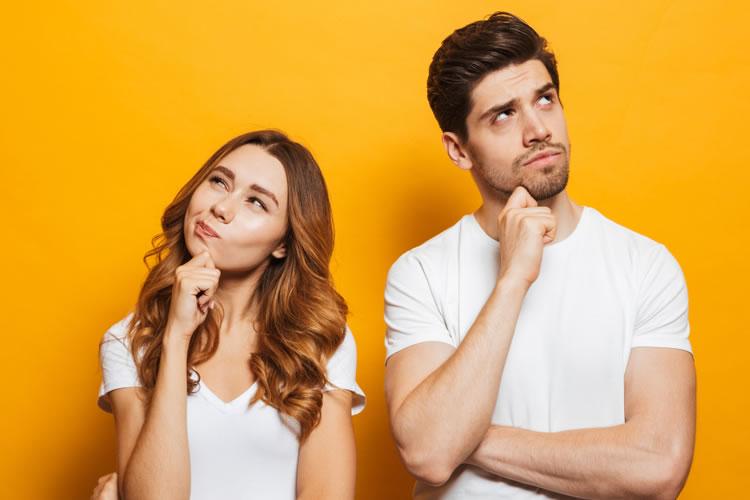 男性脳は性欲に、女性脳は物欲に向かう