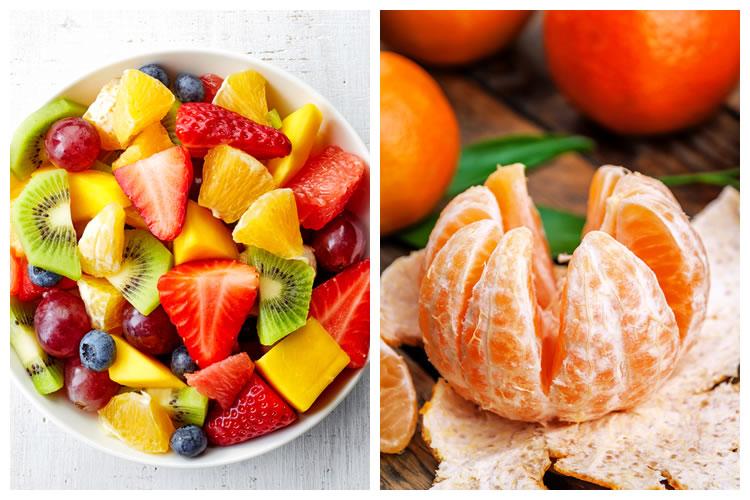 甘いフルーツ+みかん