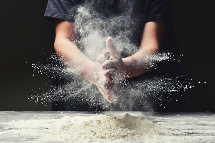 「薄力粉」「小麦粉」「片栗粉」の違い