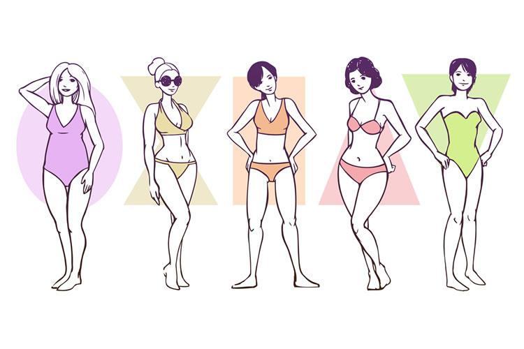 「体型」と「体格」の意味と違い