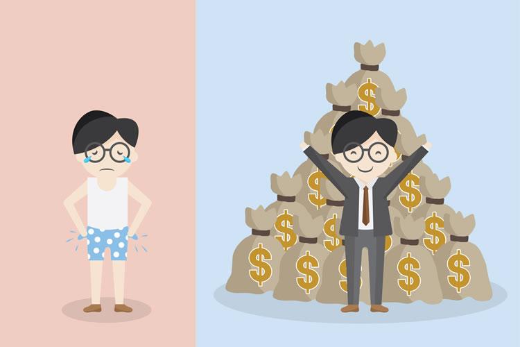 副業で稼げる人と稼げない人の違い