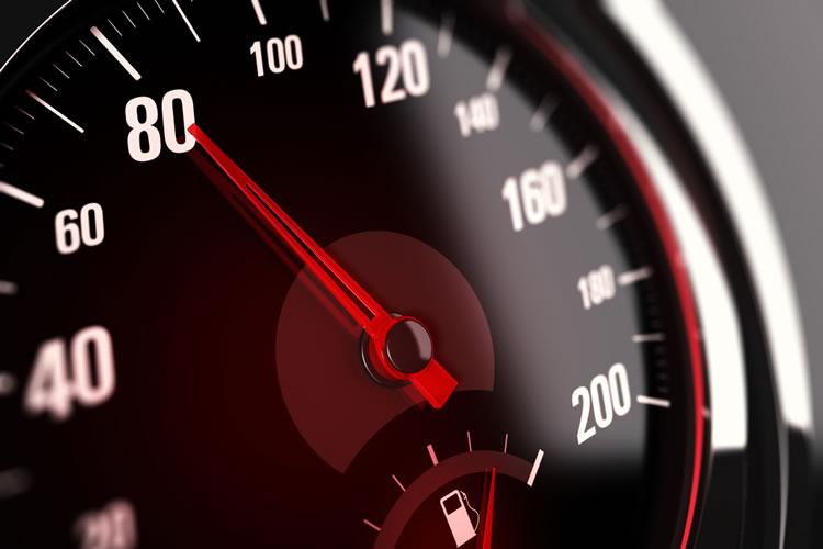 スピードは速すぎず遅すぎず
